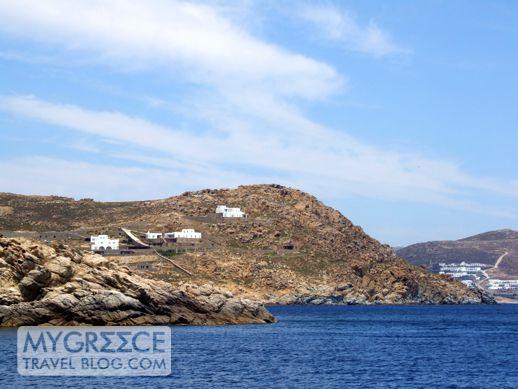 Super Paradise Bay on Mykonos