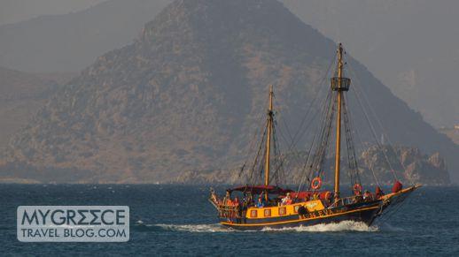 Eva cruise ship Kos island