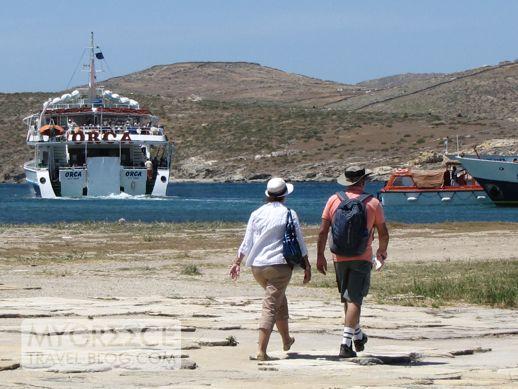Excursion boat Orca