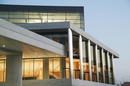 cropolis Museum in Athens