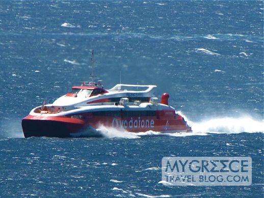 Flyingcat 4 Greek highspeed ferry