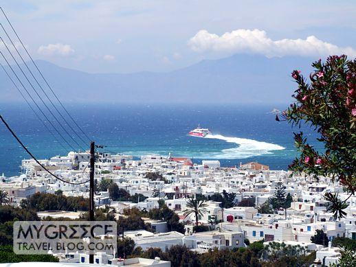 FlyingCat 4 Hellenic ferry