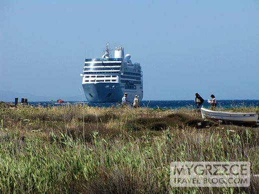 Oceania Cruises cruiseship the Nautica