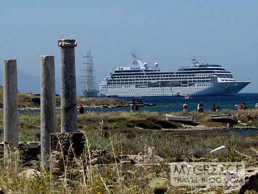 Oceania cruise ship Nautica