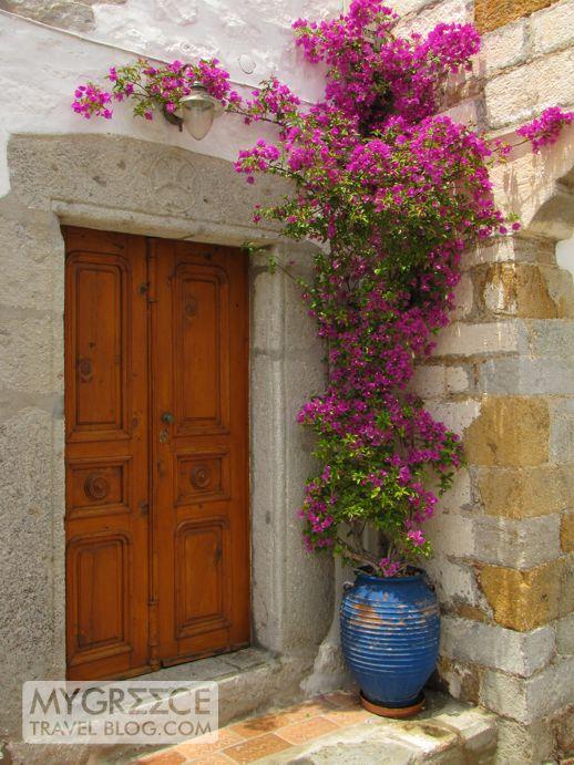 Chora on Patmos
