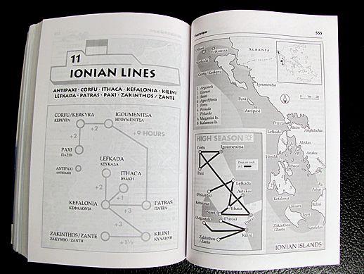 Greek Island Hopping by Thomas Cook Publishing