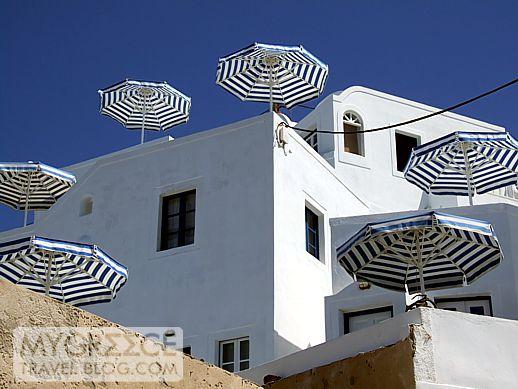 Hotel in Imerovigli Santorini