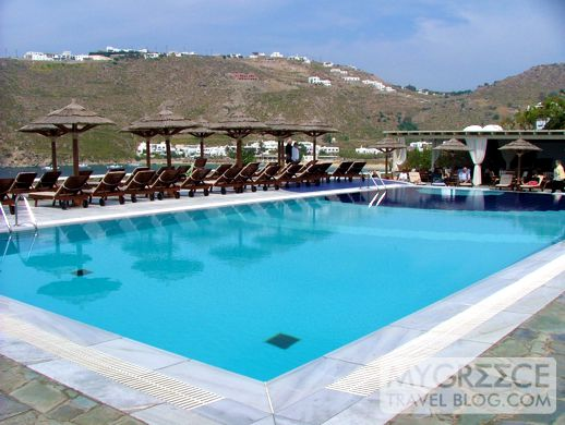 Petasos Beach Resort & Spa swimming pool