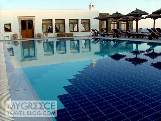 Petasos Beach Resort & Spa Mykonos