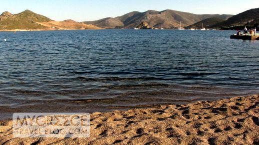 Grikos bay on Patmos