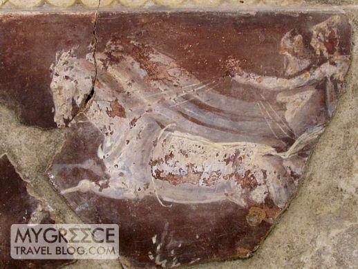 Delos archaeological museum