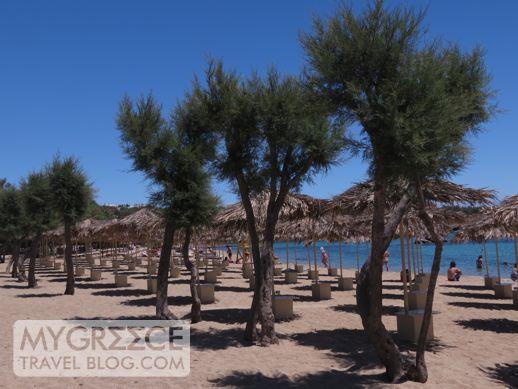 Paraga beach Mykonos