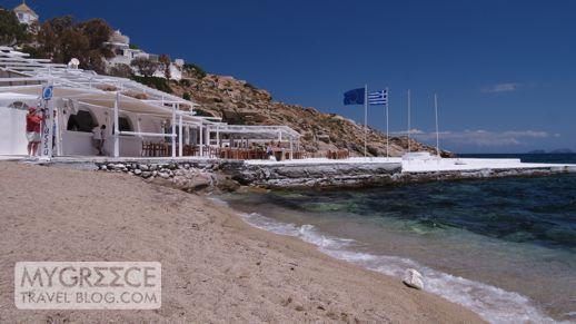 Thalassa beach bar Mykonos
