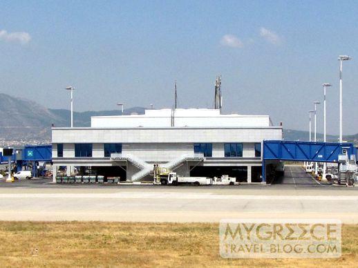 Athens airport terminal