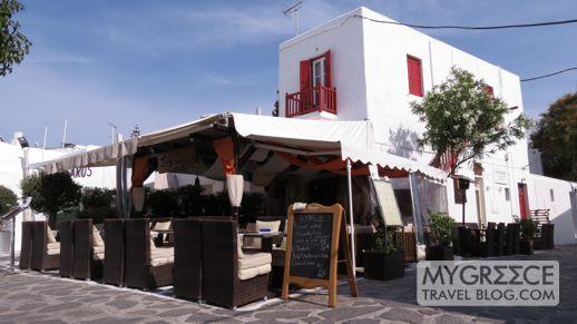Fato a Mano restaurant Mykonos