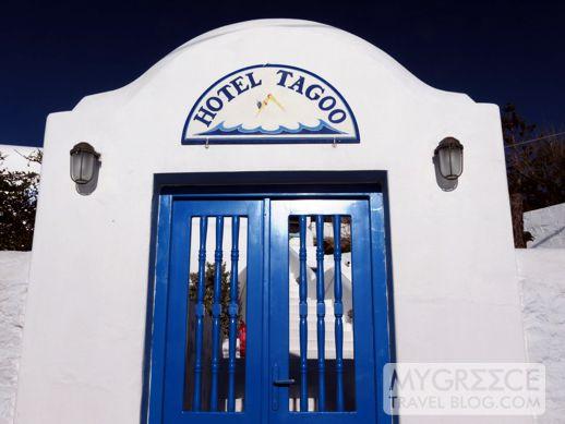 Hotel Tagoo Mykonos