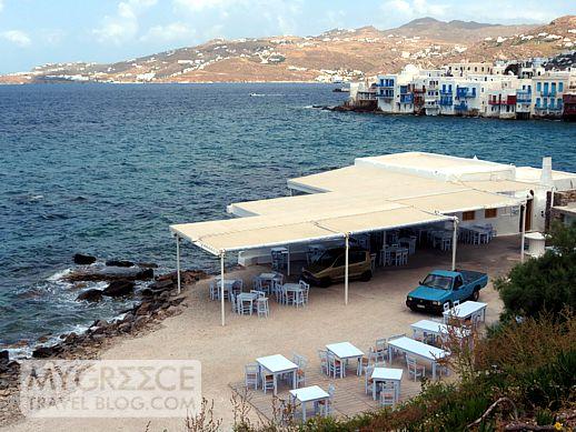Sea Satin Market Mykonos