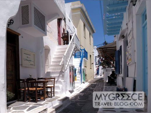 To Ma'ereio taverna Mykonos