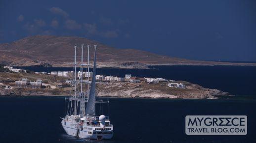 Windstar cruise ship Wind Spirit