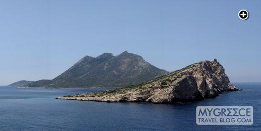 Nikouria island