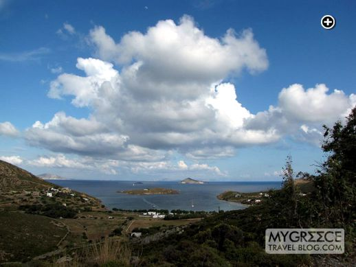 Agriolivado Bay at Patmos