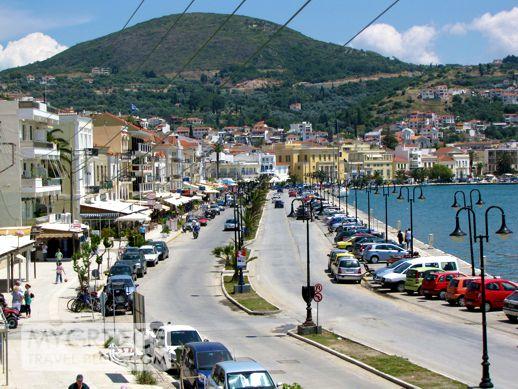 Vathi on Samos