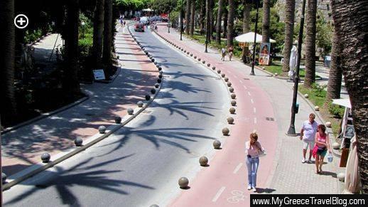Finikon street