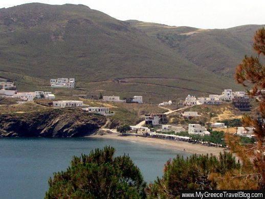 Livadi beach Astipalea