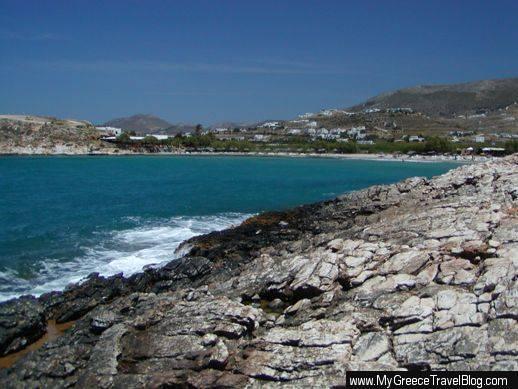 Parasporos beach