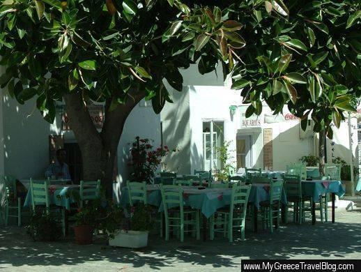 Aquarius taverna