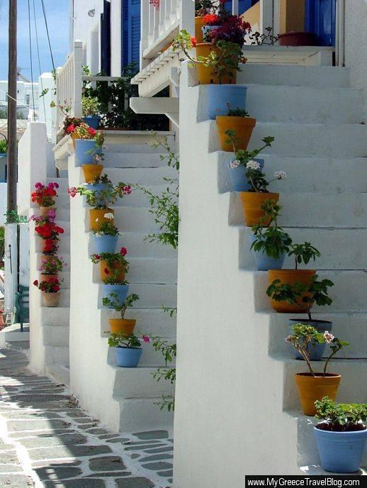 Naoussa street