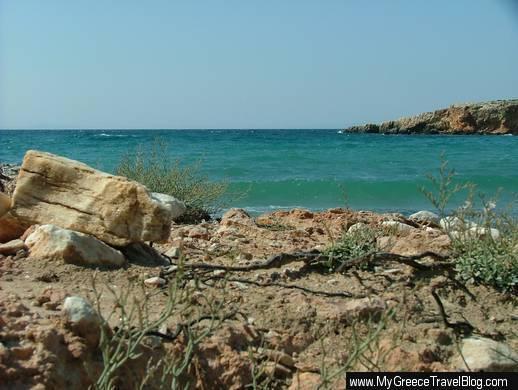 Parasporos Bay
