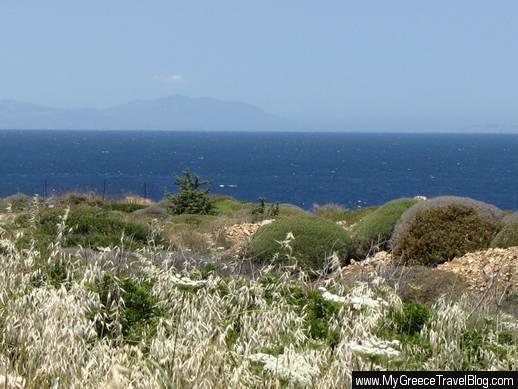 Islands near Naxos
