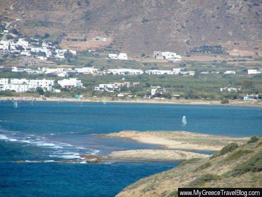 St George's Bay Naxos