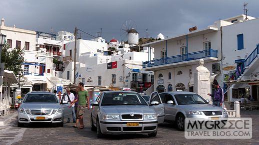 Manto Square Mykonos