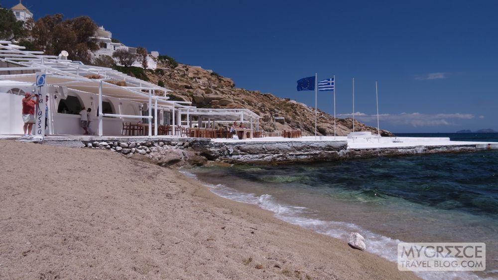 Thalassa restaurant & beach bar