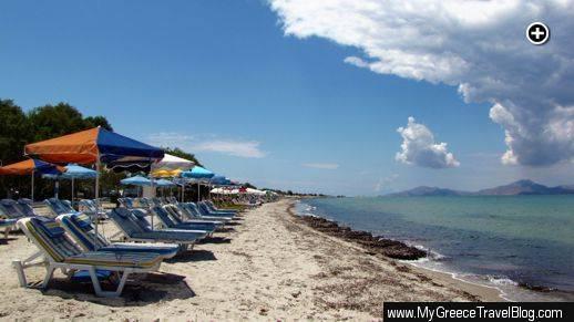 Tigaki beach on Kos