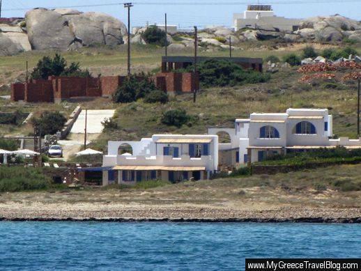 Villa Marandi Suites Naxos