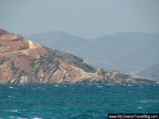Cape Mougri Naxos