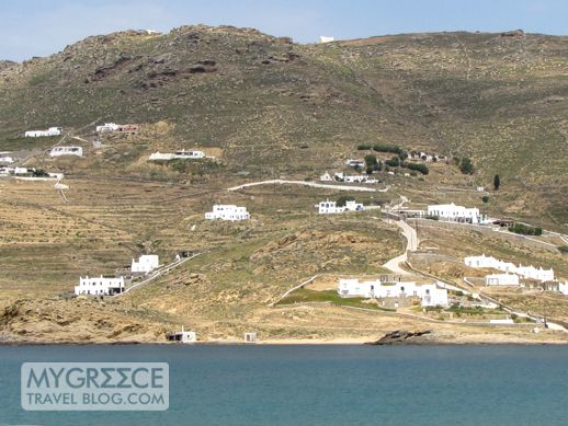 Panormos Bay Mykonos