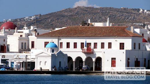 Mykonos Town Hall