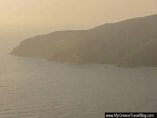 Egali Bay Amorgos