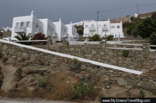 Apanema Resort Mykonos