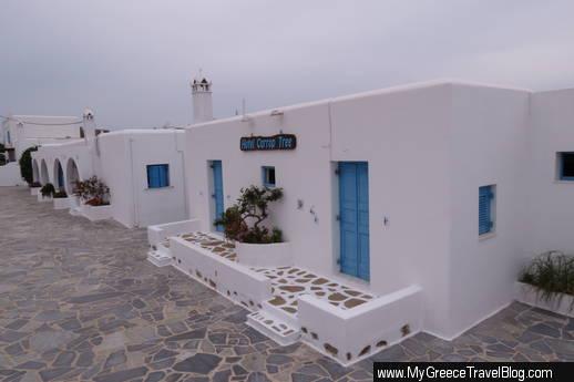 Carrop Tree Hotel Mykonos