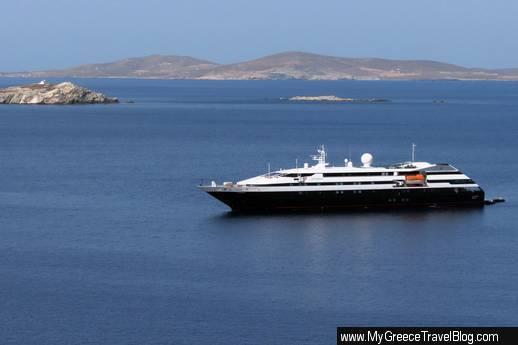 Le Levant cruise ship
