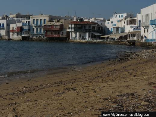 Little Venice Mykonos