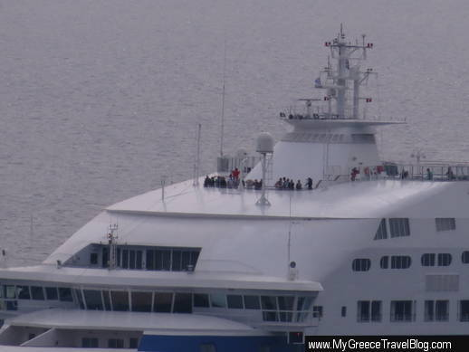 Louis Crystal cruise ship