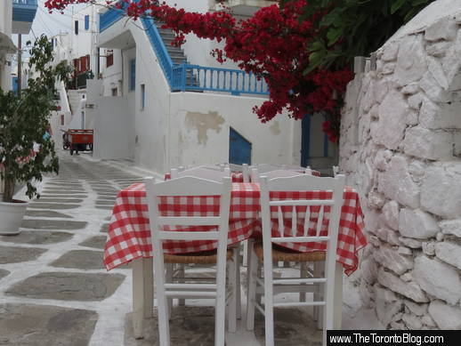 Marco Polo taverna Mykonos