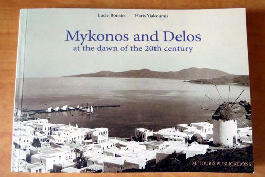 Mykonos and Delos book