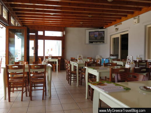 Oregano restaurant Mykonos